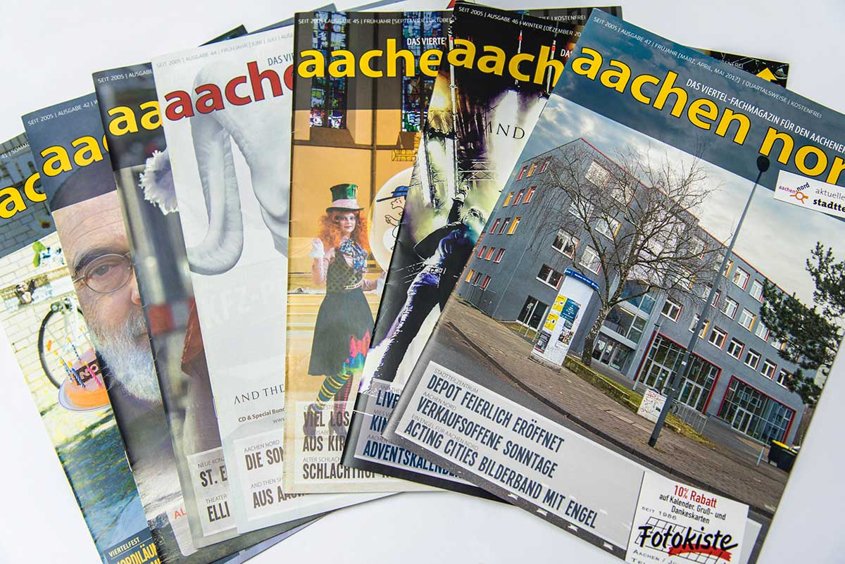 Aachen Nord Viertelmagazin