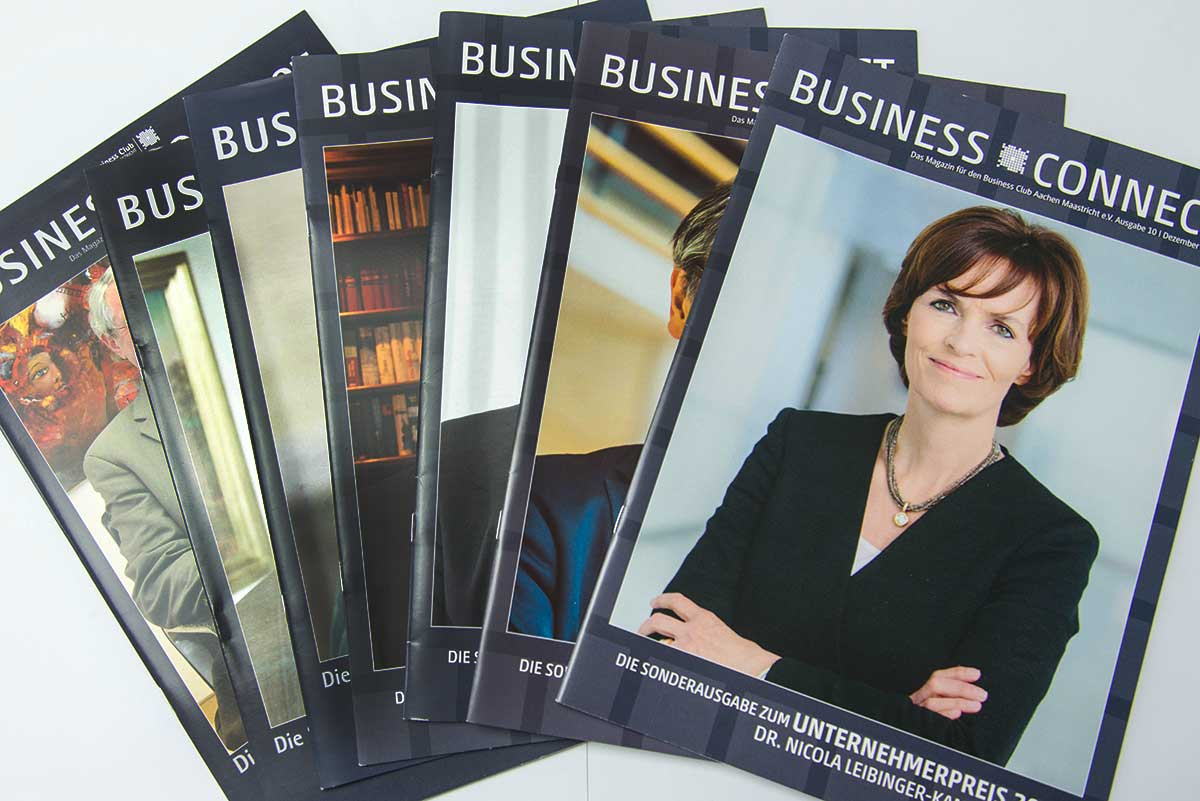 Business Connect Magazin