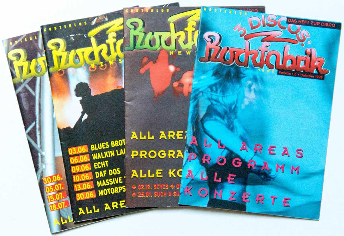 Rockfabrik News