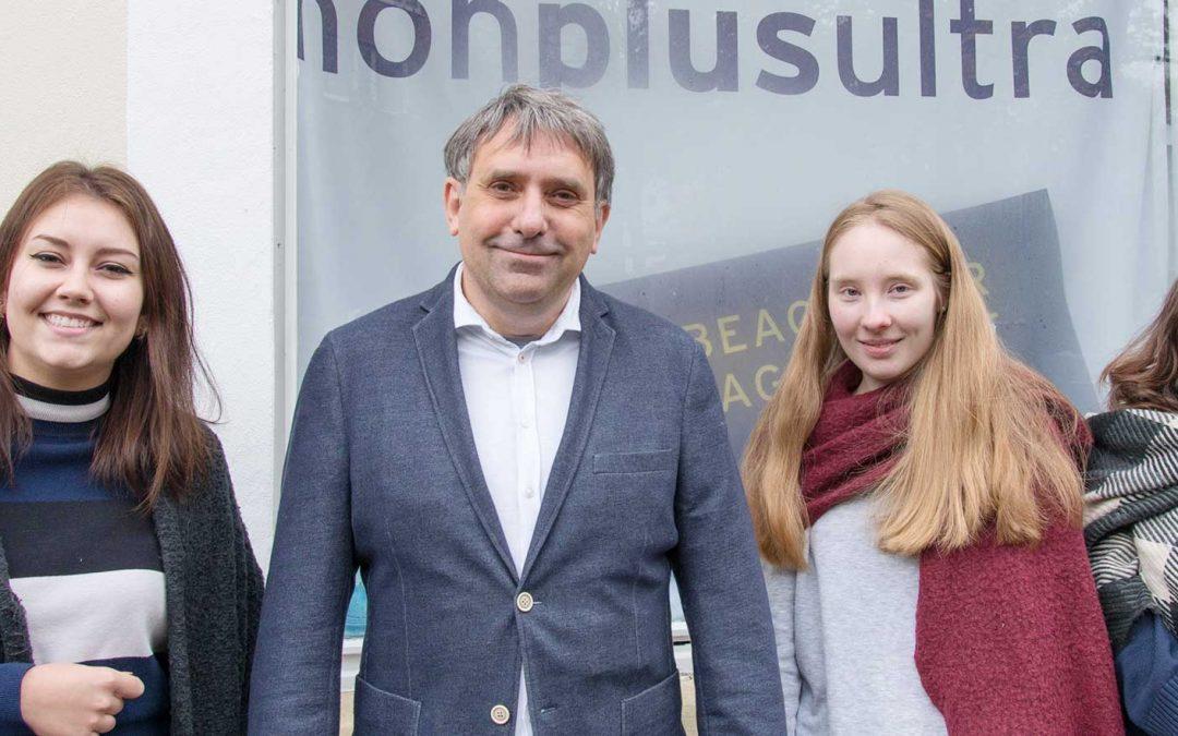 nonplusultra Werbeagentur Aachen Mitarbeiter