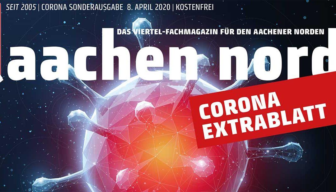 Aachen Nord Extrablatt Corona