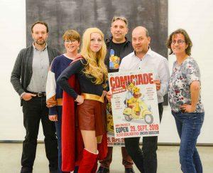 Comiciade Eupen 2019