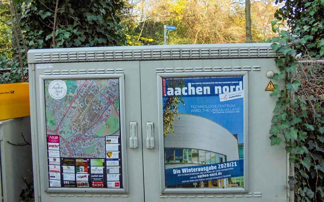 Aachen Nord Poster & Werbung