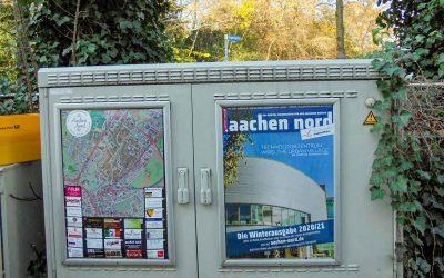 Plakatkampagne AachenNord